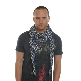 mens fashion scarf   flaxen tawny story board