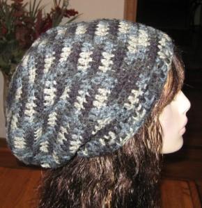 Camouflage Scarf - AllFreeCrochet.com - Free Crochet Patterns